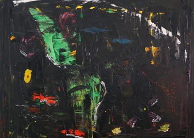 SPACHTEL 2012~01 dancingelefantlady - JUERGEN NEUMANN