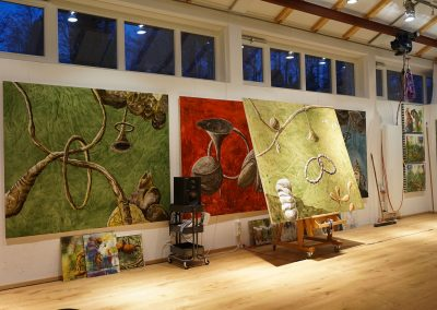Vier von Acht Studio-Muc 21-01 - JUERGEN NEUMANN